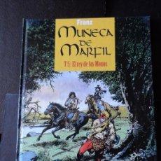 Cómics: MUÑECA DE MARFIL. TOMO5 EL REY DE LOS MONOS EDITORIAL GLENAT TAPA DURA . Lote 171375500