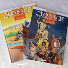 Cómics: COLECCIÓN COMPLETA JOSUÉ DE NAZARETH (COTHIAS, DE LA FUENTE, GLENAT). NUEVOS DE LIBRERIA!. Lote 171791663