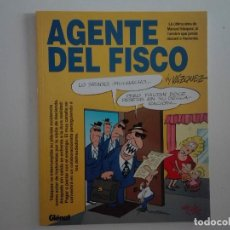 Comics: AGENTE DEL FISCO. VÁZQUEZ. Lote 171829988