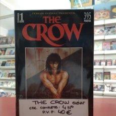 Cómics: COLECCION COMPLETA THE CROW EL CUERVO GLÉNAT. Lote 172008005