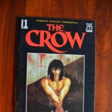Cómics: THE CROW 1. Lote 172449417