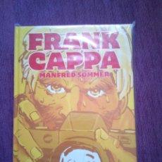 Cómics: FRANK CAPPA INTEGRAL GLENAT. Lote 173202727