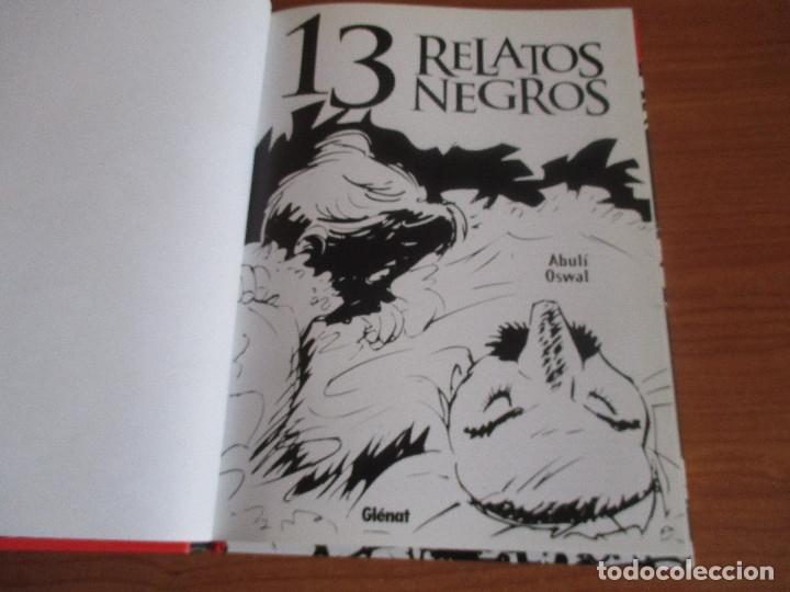 Cómics: COMIC , GLENAT: 13 RELATOS NEGROS - Foto 3 - 173487909