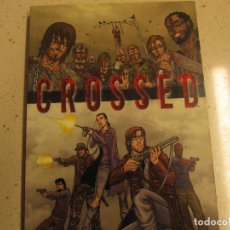 Cómics: CROSSED GLENAT TOMO. Lote 173528235