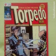 Cómics: TORPEDO 1936 NÚMERO 3 - ABULI - BERNET. Lote 173905765
