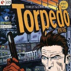 Cómics: TORPEDO-29 (GLÉNAT, 1996) DE JORDI BERNET Y ENRIQUE SÁNCHEZ ABULÍ. Lote 289829213