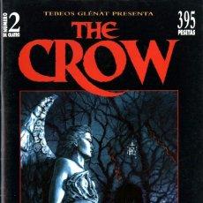 Cómics: THE CROW-2 (GLÉNAT, 1995) DE JAMES O'BARR. 64 PGS.. Lote 174255277