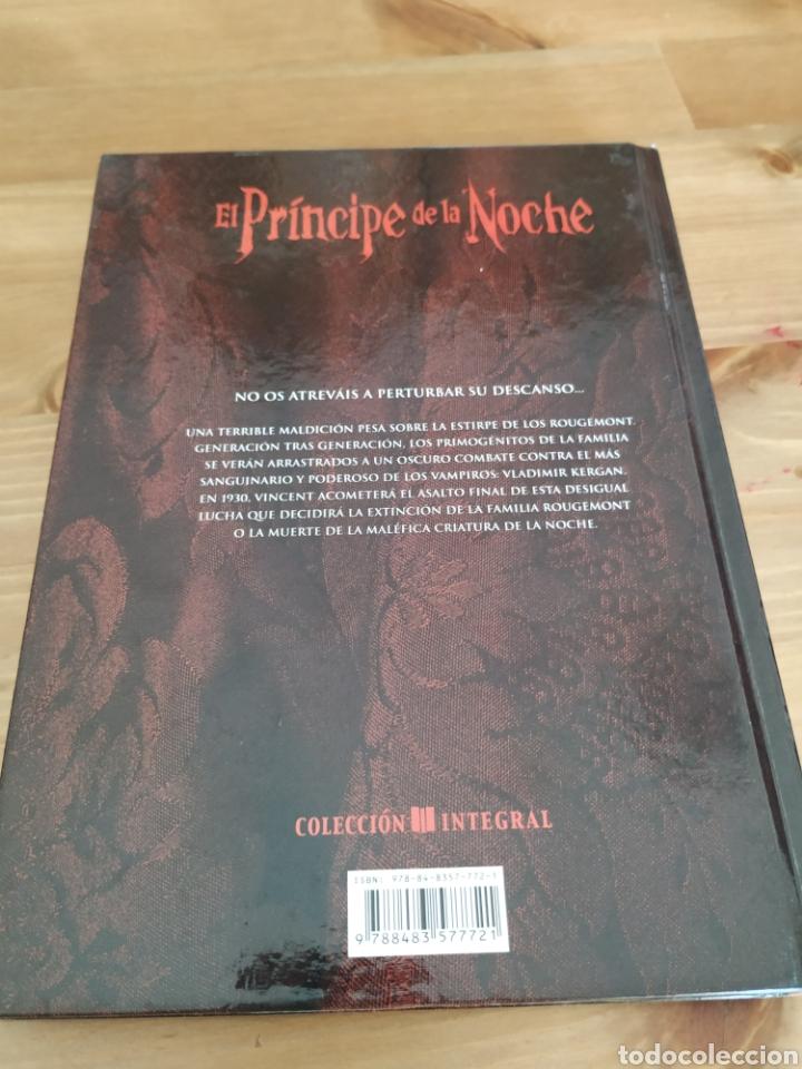 Cómics: El Príncipe de la Noche - Swolfs ( Glenat Ed integral, 2009) - Foto 2 - 175051518