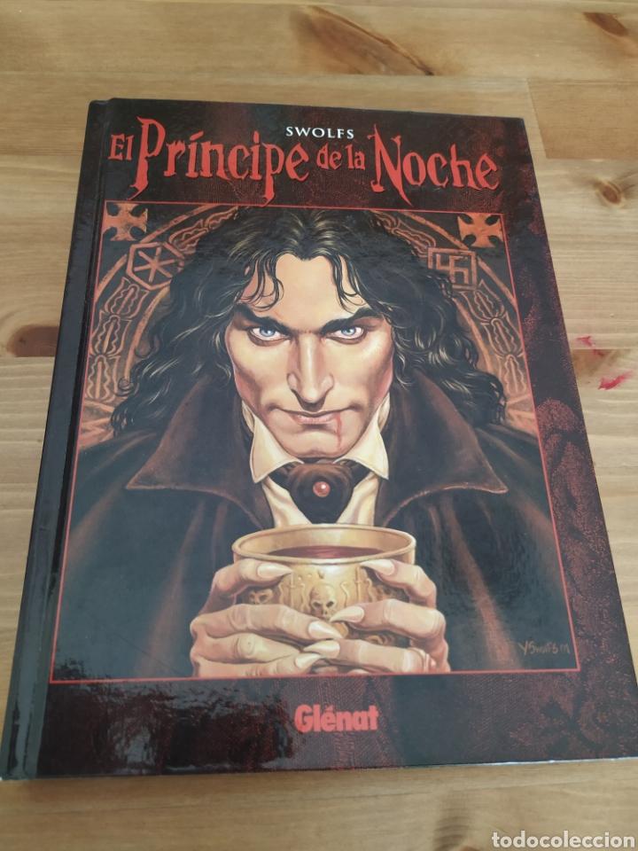 EL PRÍNCIPE DE LA NOCHE - SWOLFS ( GLENAT ED INTEGRAL, 2009) (Tebeos y Comics - Glénat - Comic USA)