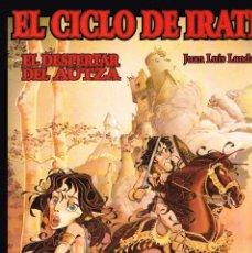 Cómics: EL CICLO DE IRATI JUAN LUIS LANDA. EL DESPERTAR DEL AUTZA COMIC NAVARRA NAFARROA. Lote 175560000