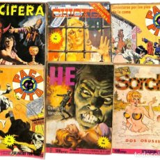 Cómics: ELVIBERIA COMICS VARIADOS. Lote 175765488