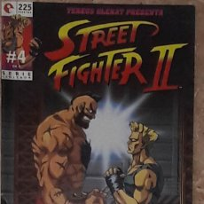 Cómics: STREET FIGHTER II NUMERO 4 - GLENAT. Lote 175861610