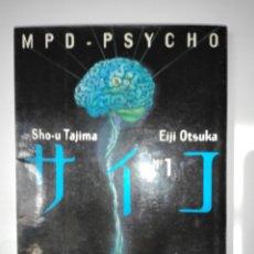 Cómics: MPD-PSYCHO. TOMO 1.. Lote 176340733