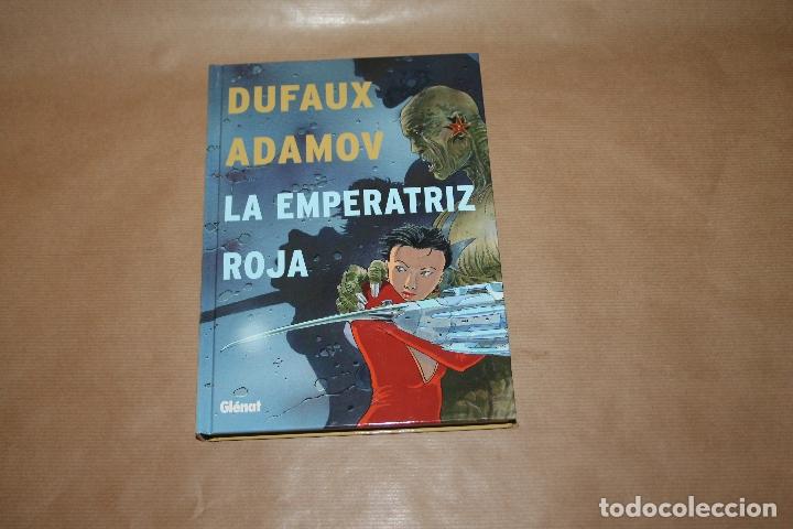 LA EMPERATRIZ ROJA, TAPA DURA , EDITORIAL GLENAT (Tebeos y Comics - Glénat - Comic USA)