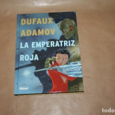 Cómics: LA EMPERATRIZ ROJA, TAPA DURA , EDITORIAL GLENAT. Lote 176429124
