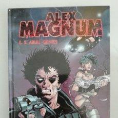 Cómics: ALEX MAGNUM GLENAT. Lote 176918453