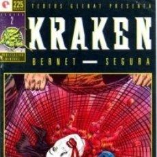 Cómics: KRAKEN Nº 2 - GLENAT - MUY BUEN ESTADO - OFM15. Lote 176932117