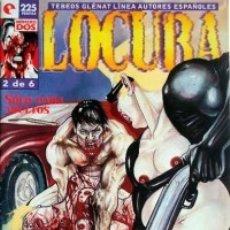 Cómics: LOCURA Nº 2 - GLENAT - MUY BUEN ESTADO - OFM15. Lote 176937057
