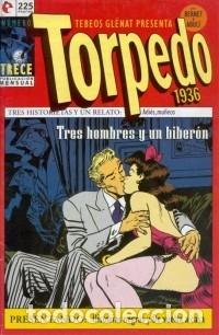 TORPEDO 1936 Nº 13 - GLENAT - MUY BUEN ESTADO - OFM15 (Tebeos y Comics - Glénat - Autores Españoles)