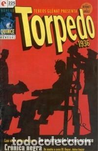 TORPEDO 1936 Nº 15 - GLENAT - MUY BUEN ESTADO - OFM15 (Tebeos y Comics - Glénat - Autores Españoles)