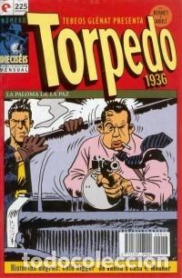 TORPEDO 1936 Nº 16 - GLENAT - MUY BUEN ESTADO - OFM15 (Tebeos y Comics - Glénat - Autores Españoles)