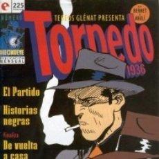 Cómics: TORPEDO 1936 Nº 19 - GLENAT - MUY BUEN ESTADO - OFM15. Lote 176947812