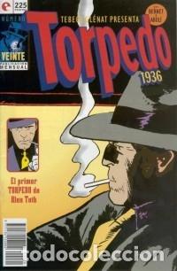 TORPEDO 1936 Nº 20 - GLENAT - MUY BUEN ESTADO - OFM15 (Tebeos y Comics - Glénat - Autores Españoles)