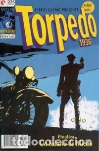 TORPEDO 1936 Nº 24 - GLENAT - MUY BUEN ESTADO - OFM15 (Tebeos y Comics - Glénat - Autores Españoles)