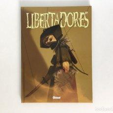 Comics : LIBERTADORES DE ENRIQUE FERNÁNDEZ. GLENAT.. Lote 177008289