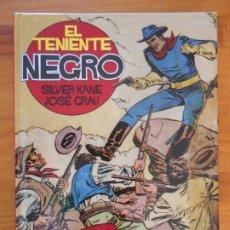 Cómics: EL TENIENTE NEGRO - COLECCION INTEGRAL - TAPA DURA - SILVER KANE / JOSE GRAU - GLENAT (BL). Lote 177386955