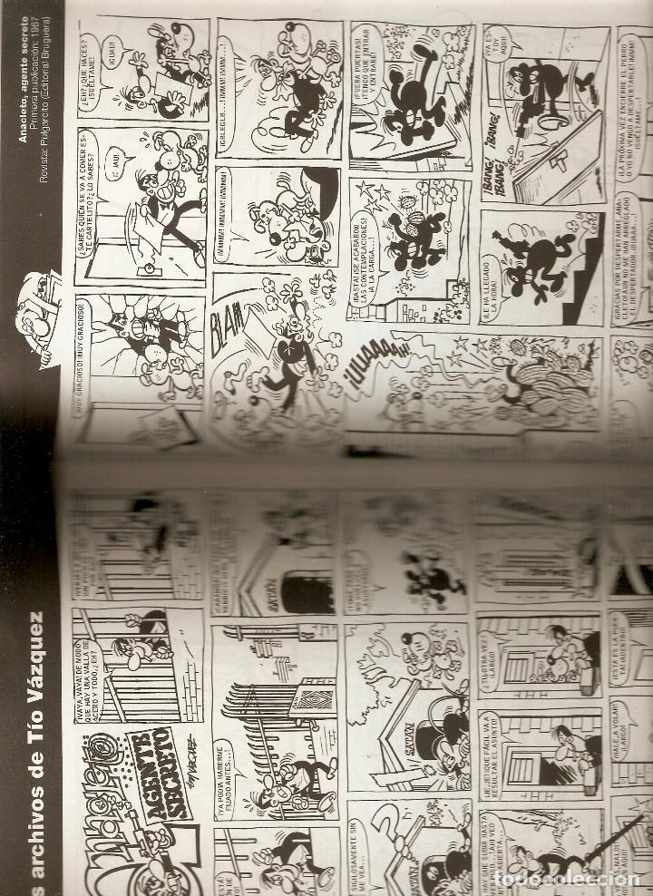 Cómics: BY VAZQUEZ - Nº 6 - ARENAS CALIENTES - GLENAT - 1995 - - Foto 3 - 177429828