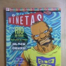 Cómics: Nº 8 - VIÑETAS - EDICIONES GLENAT - SEPTIEMBRE 1994. Lote 177616817