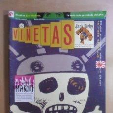 Cómics: Nº 4 - VIÑETAS - EDICIONES GLENAT - ABRIL 1994. Lote 177617067