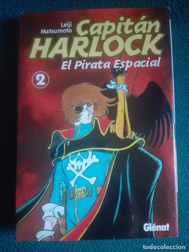 CAPITAN HARLOCK EL PIRATA ESPACIAL 2 (Tebeos y Comics - Glénat - Comic USA)