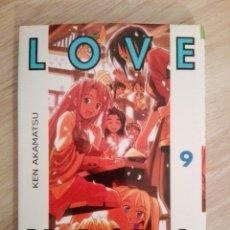 Cómics: LOVE HINA 9 ## C. Lote 177834835