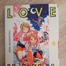 Cómics: LOVE HINA 4 ## C. Lote 177835059