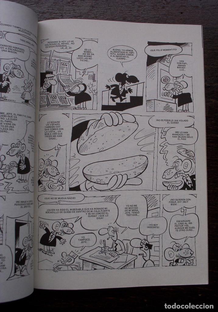 Cómics: BY VAZQUEZ Nº 5 - GLÉNAT - AÑO 1995 - MUY BUEN ESTADO - Foto 2 - 178150372