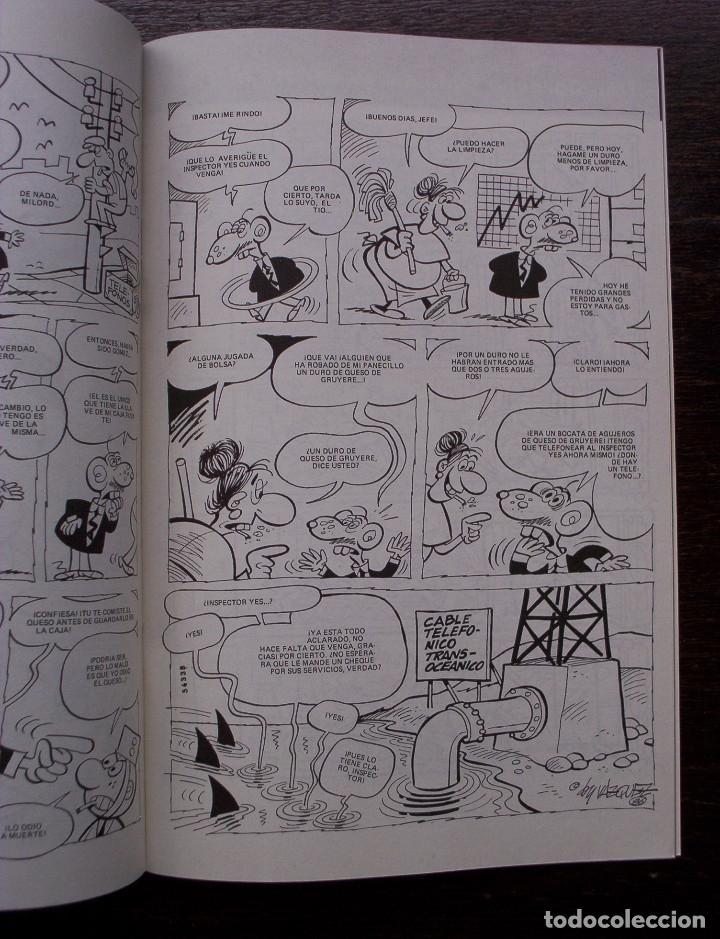Cómics: BY VAZQUEZ Nº 5 - GLÉNAT - AÑO 1995 - MUY BUEN ESTADO - Foto 3 - 178150372