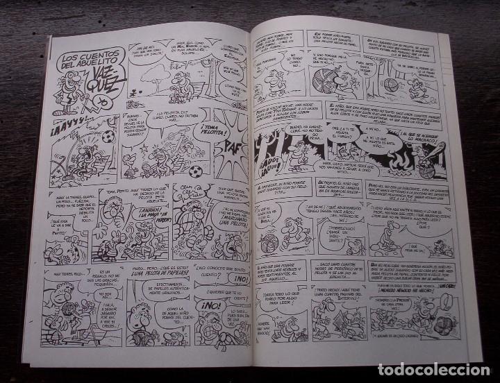 Cómics: BY VAZQUEZ Nº 5 - GLÉNAT - AÑO 1995 - MUY BUEN ESTADO - Foto 5 - 178150372