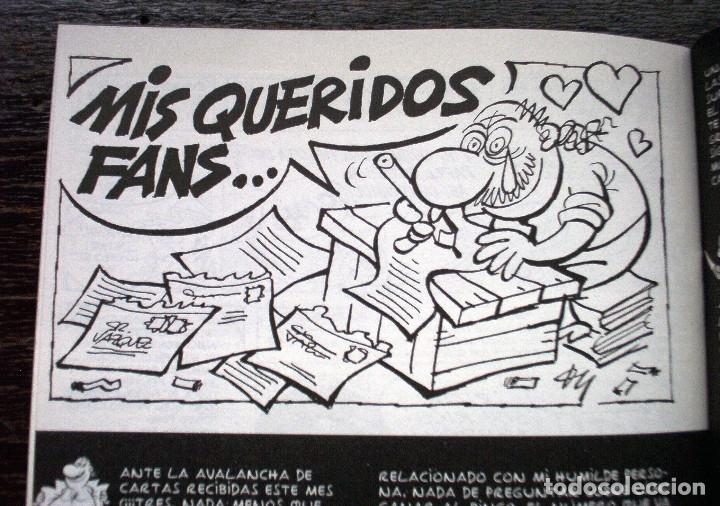 Cómics: BY VAZQUEZ Nº 5 - GLÉNAT - AÑO 1995 - MUY BUEN ESTADO - Foto 7 - 178150372
