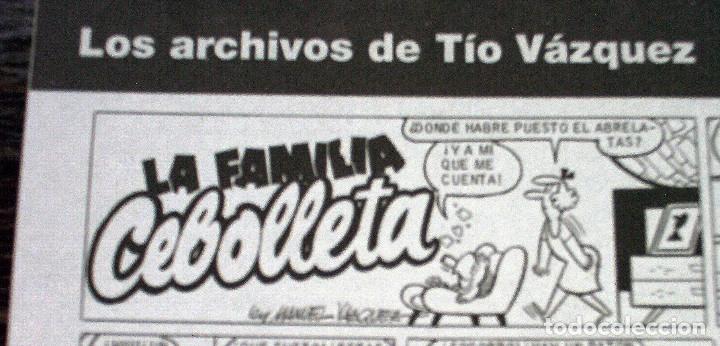 Cómics: BY VAZQUEZ Nº 5 - GLÉNAT - AÑO 1995 - MUY BUEN ESTADO - Foto 8 - 178150372