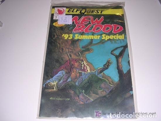 ELFQUEST NEW BLOOD 93 SUMMER SPECIAL (Tebeos y Comics - Glénat - Comic USA)