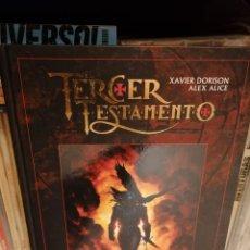 Cómics: EL TERCER TESTAMENTO-EDICIÓN INTEGRAL-ALEX ALICE-GLENAT. Lote 178773201