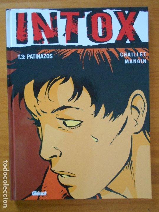 Cómics: INTOX - COMPLETA - TOMOS Nº 1, 2 Y 3 - CHAILLET-MANGIN - TAPA DURA - GLENAT (CH) - Foto 3 - 178946082