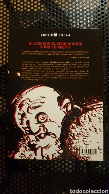 Cómics: Comic - Historias tremendas - Abuli - Darko y Oswal - Glenat - Foto 2 - 178980907