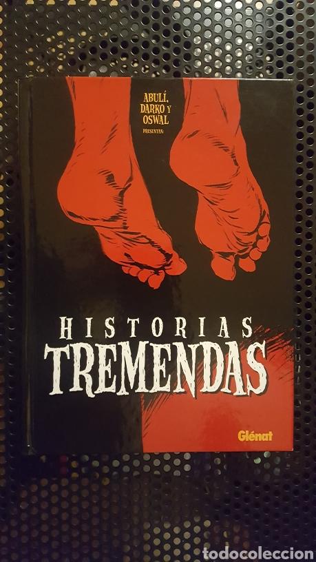 COMIC - HISTORIAS TREMENDAS - ABULI - DARKO Y OSWAL - GLENAT (Tebeos y Comics - Glénat - Autores Españoles)