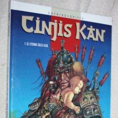 Cómics: CINJIS KAN (COTHIAS & GRIFFO) Nº01- EL ETERNO CIELO AZUL - GLENAT - TAPA DURA. Lote 179043775