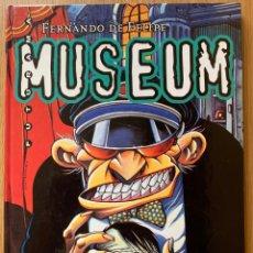 Cómics: MUSEUM - FERNANDO DE FELIPE. Lote 179517133