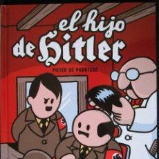 Cómics: EL HIJO DE HITLER (PIETER DE POORTERE) GLENAT 2010 - 64 PÁGINAS - TAPA DURA ''COMO NUEVO''. Lote 180031272