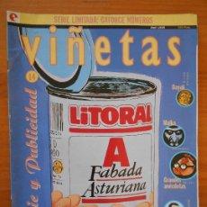 Comics: VIÑETAS Nº 14 - REVISTA - ABRIL 1995 - ULTIMO NUMERO (HK). Lote 180084270